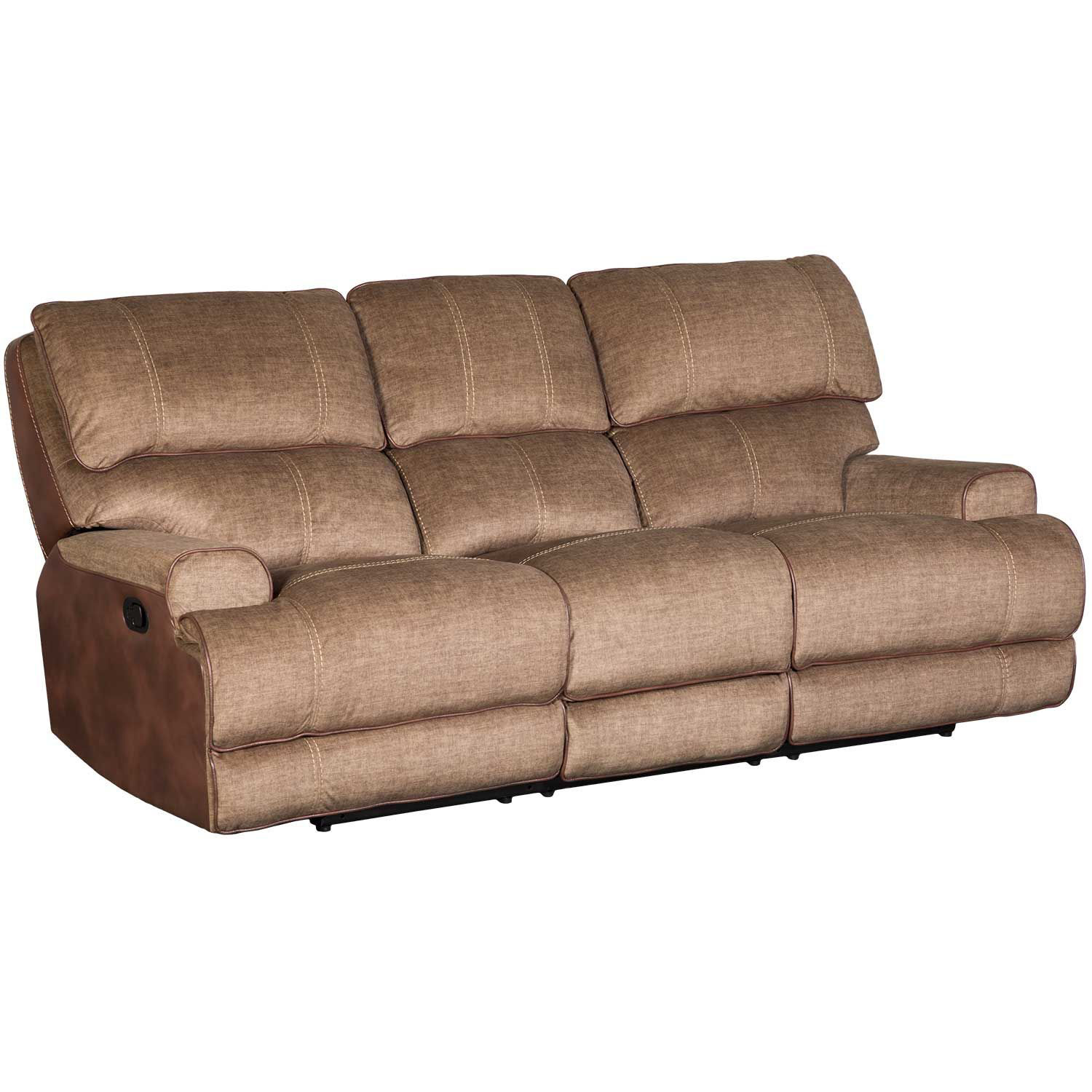 Picture of Clive Power Recline Sofa with Adjustable Headrest