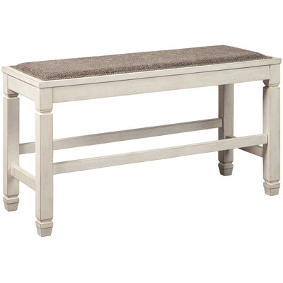 Picture of Bolanburg Counter Height Upholstered Bench