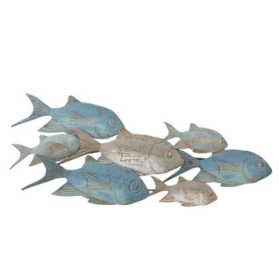 Picture of School of Fish Wall Decor