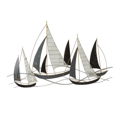 Picture of Sail Boats Wall Decor