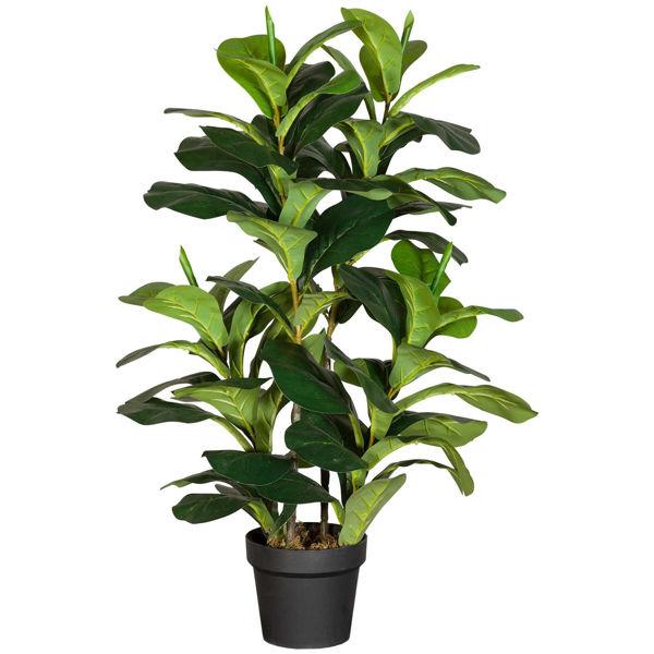 Picture of Faux Ficus Plant