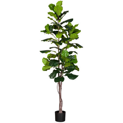 Picture of Faux Tall Ficus Tree