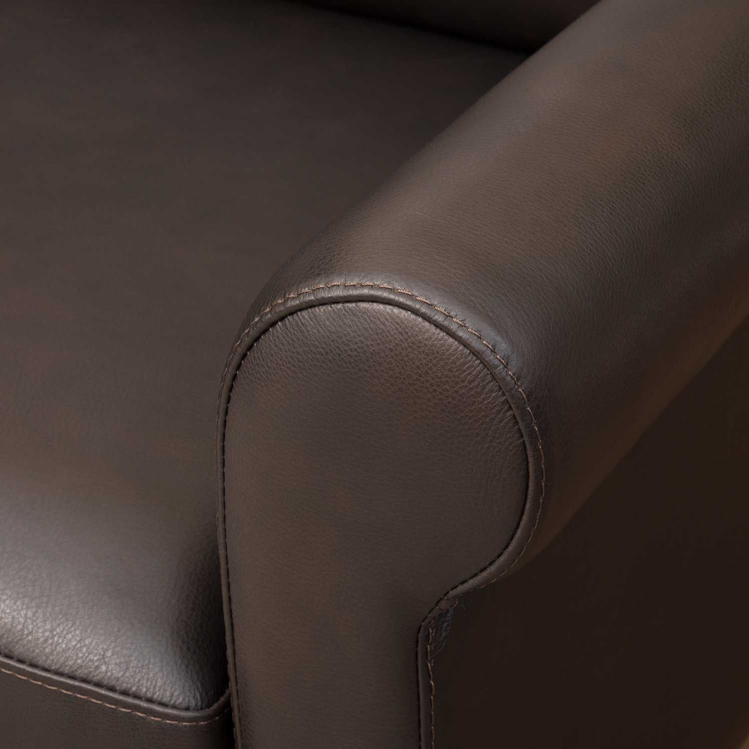 Picture of Mara Italian All Leather Chair