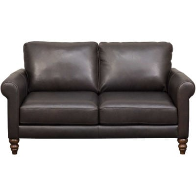Picture of Mara Italian All Leather Loveseat