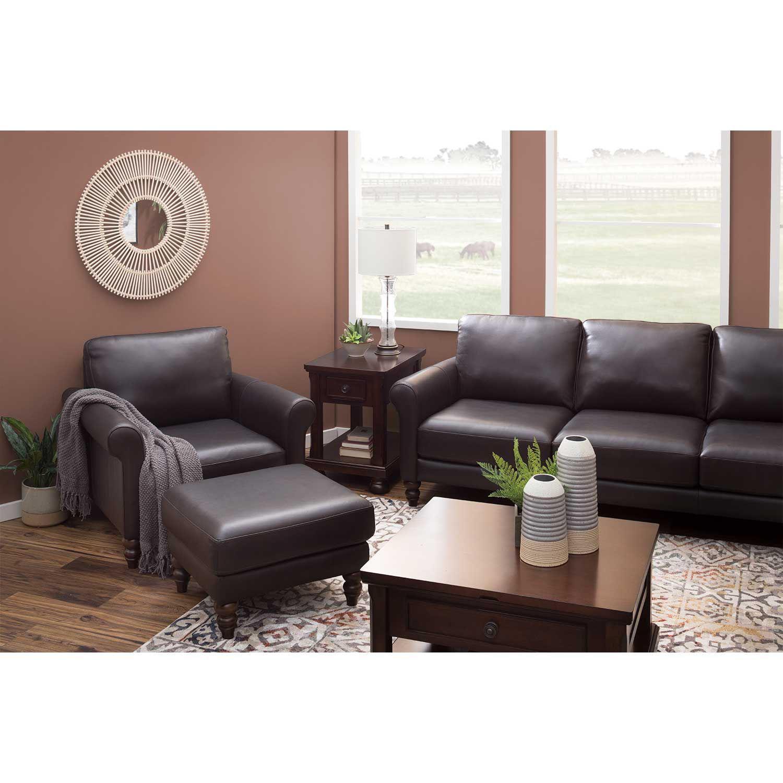 Picture of Mara Italian All Leather Sofa