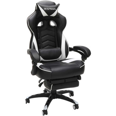 Picture of Respawn Reclining White Gaming Chair