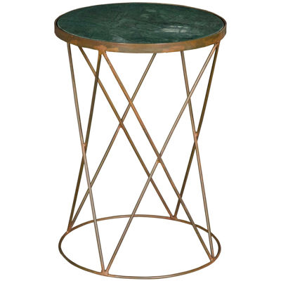 Picture of IR SIDE TABLE W/STONE