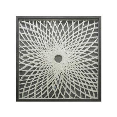 Picture of Framed Natural Paper Art