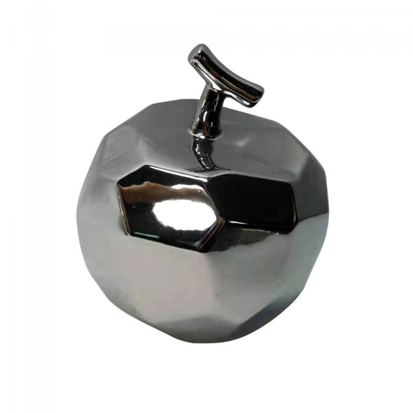 Picture of Silver Apple Decor