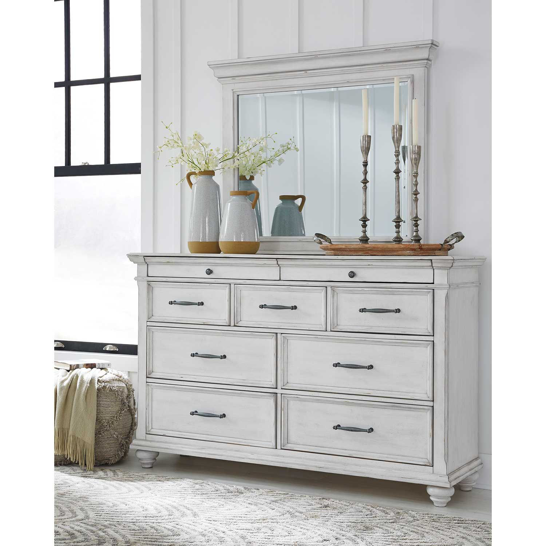 Picture of Kanwyn 7 Drawer Dresser