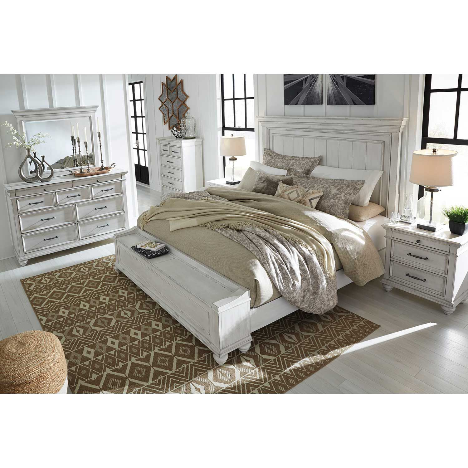 Picture of Kanwyn 5 Piece Bedroom set