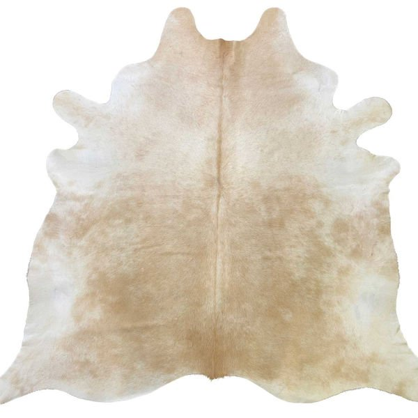 Picture of Palomino White Authentic Hide