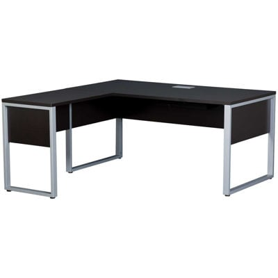 Picture of Fontana Return Desk, Espresso