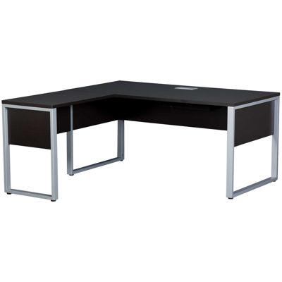 Picture of Fontana Return Desk, Espresso