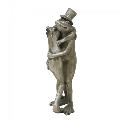 Picture of Hugging Frogs Sculpture