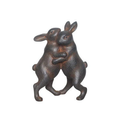Picture of Dancing Rabbits Sculpture