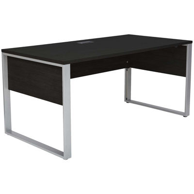 "Picture of Fontana Open 63"" Modular Desk, Espresso"