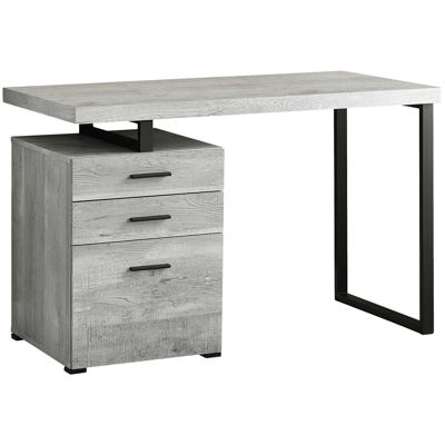 "Picture of Gray 48"" Computer Desk"