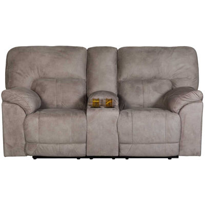 Picture of Cavalcade Power Reclining Console Loveseat