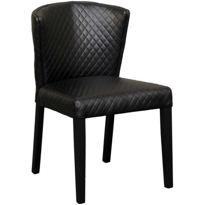 Picture of Calvin Black Accent Chair