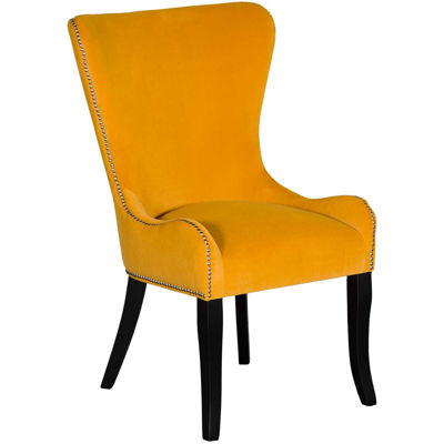 Picture of Lilian Goldenrod Accent Chair