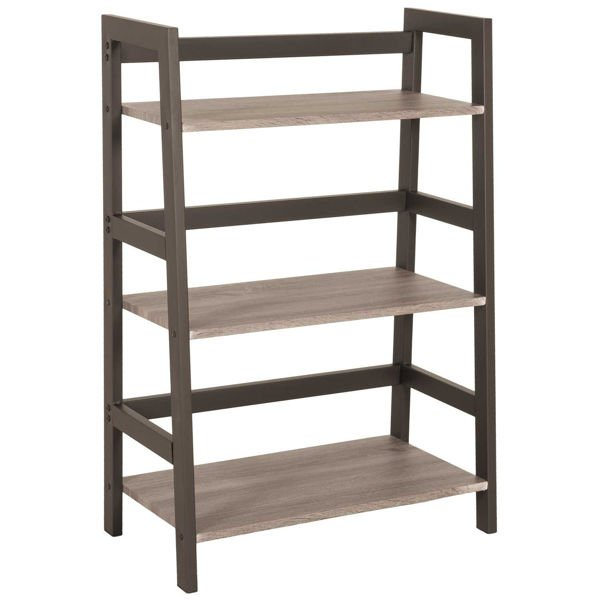 Picture of Clarke Three-Shelf Bookcase