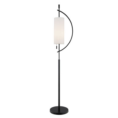 Picture of Contemporary Half Circle Floor Lamp