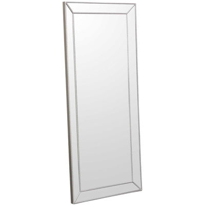 Picture of Beaded Leaner Mirrror