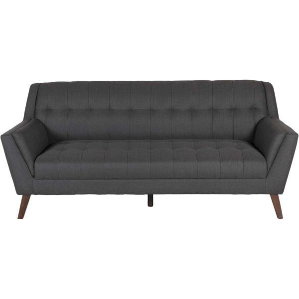 Picture of Binetti Retro Charcoal Sofa