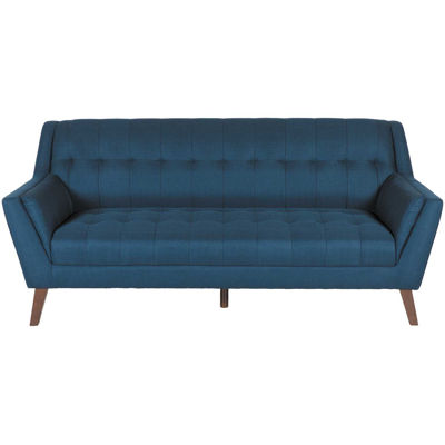 Picture of Binetti Retro Navy Sofa