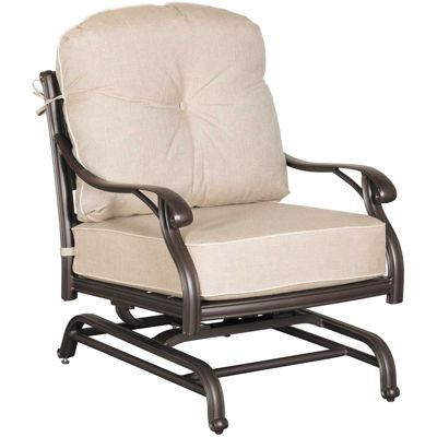 Picture of MacII High Back Patio Motion Chair with Cushion