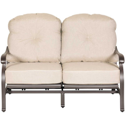 Picture of MacII High Back Glider Loveseat