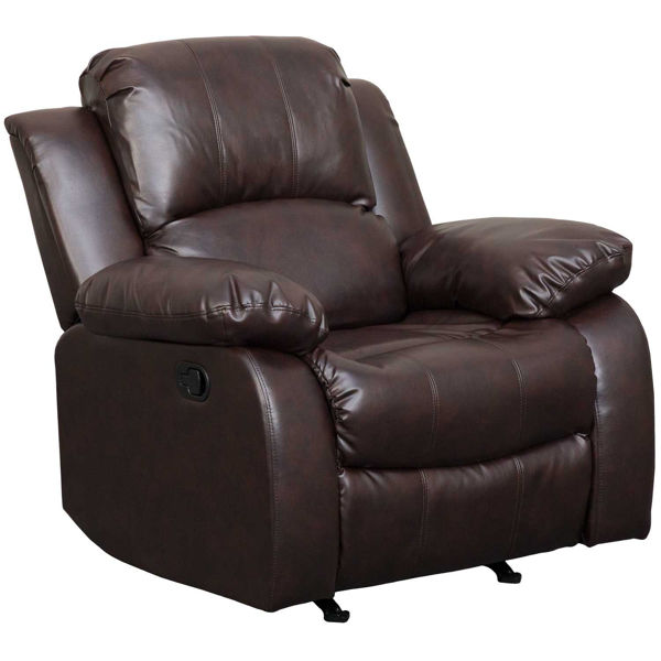 Picture of Emerson Brown Rocker Recliner