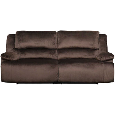 Picture of Clonmel Chocolate Reclining Sofa