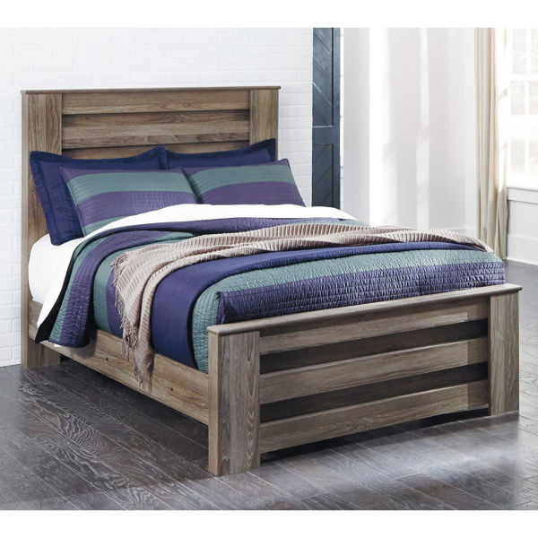 Picture of Zelen Full Panel Bed