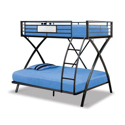 Picture of X-Style Twin Over Full Bunk Bed