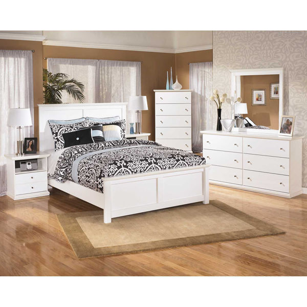 Picture of Bostwick 5 Piece Bedroom Set