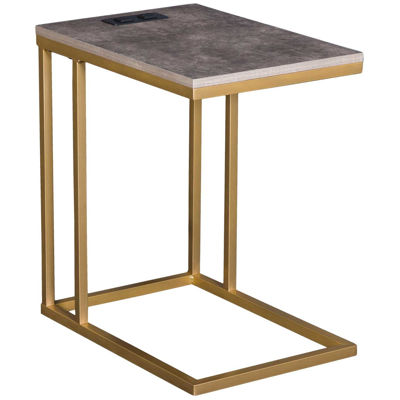 Picture of Norwich Brown Stone C-Table