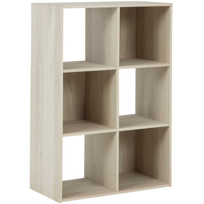 Picture of Socalle Natural Six Cube Organizer