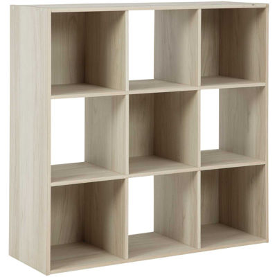 Picture of Socalle Natural Nine Cube Organizer