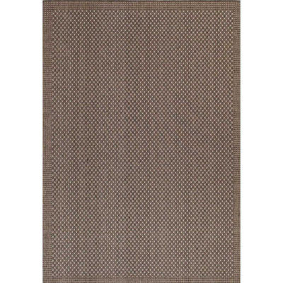 Picture of Santorini Grey Weave 5x8 Rug