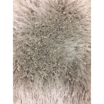Picture of Shimmer Shag Platin Champagne 5x8 Rug