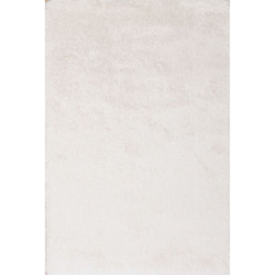 Picture of Shimmer Shag Snow Gold 8x10 Rug
