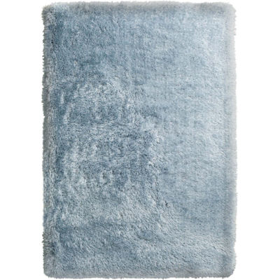 Picture of Shimmer Shag Ice Blue 8x10 Rug