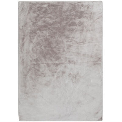 Picture of Brinley Grey Soft Shag 5x7 Rug