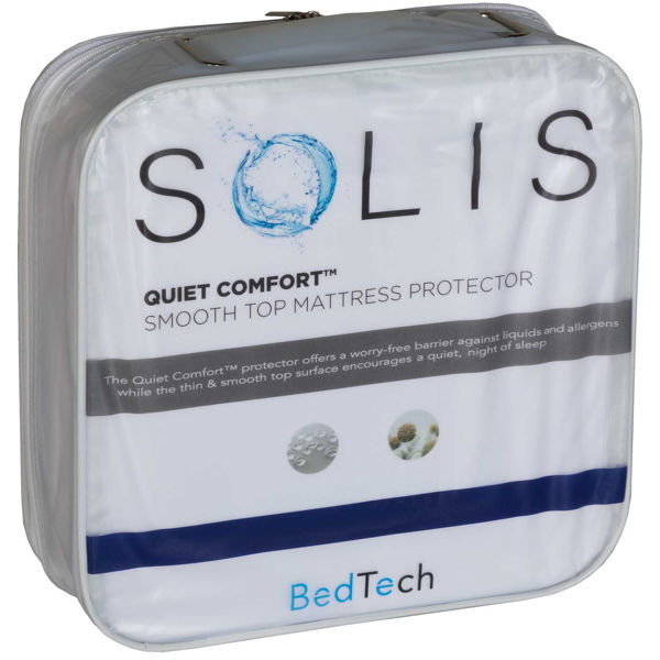 Picture of Quiet Comfort Twin Extra Long Mattress Protector