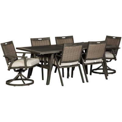 Picture of Addison 7 Piece Outdoor Dining Set