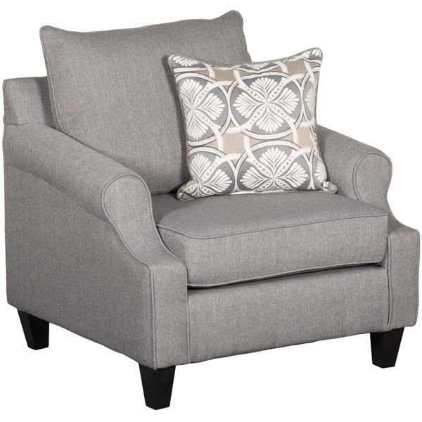 Picture of Bay Ridge Gray Chair