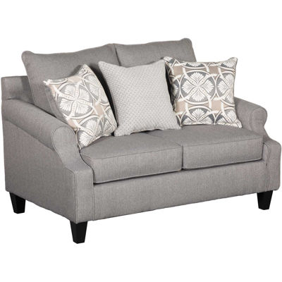 Picture of Bay Ridge Gray Loveseat
