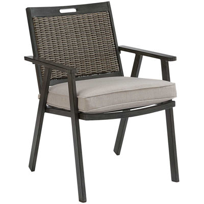 Picture of Addison Dining Chair with seat cushion